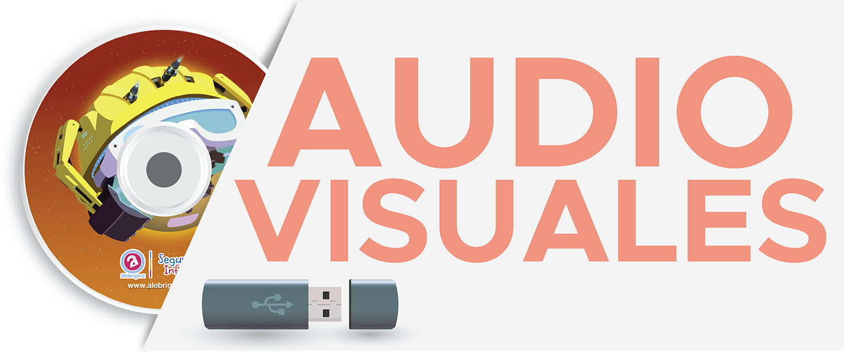Audio Visuales Seguridad Infantil